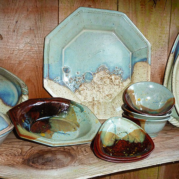 09 ~ Earth Fire and Tears Pottery